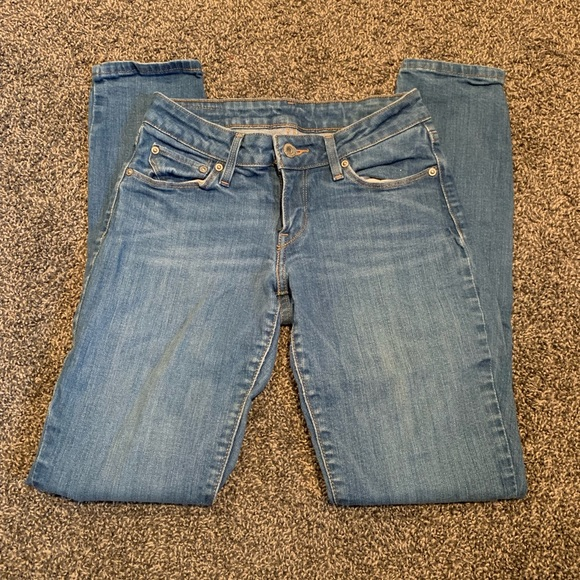 Levi's Denim - Levi Skinny Jeans